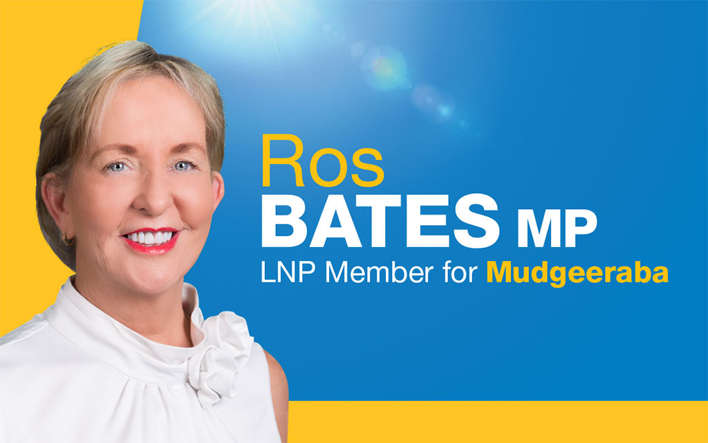 Ros Bates MP - LNP Member for Mudgeeraba