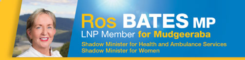 Contact Ros Bates MP